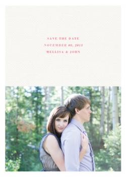 Breeze Save the Date Cards