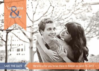 Love & Life Save the Date Cards