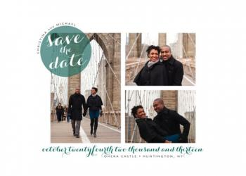 Photo Fabulous Save the Date Cards