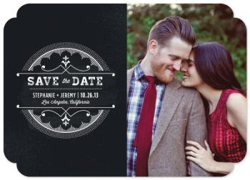 victoria Save the Date Cards
