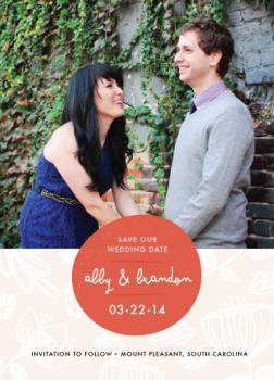 young love Save the Date Cards