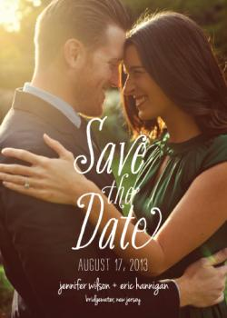 Sweetness Save the Date Cards