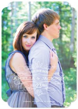 Blessing Save the Date Cards