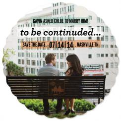 Season Finale Save the Date Cards