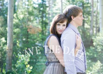 Picnic Save the Date Cards