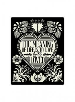 Life & Love Art Prints