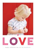 Love Large by Stacey Meacham