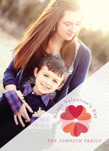 valentine's cards - Never Ending Hearts