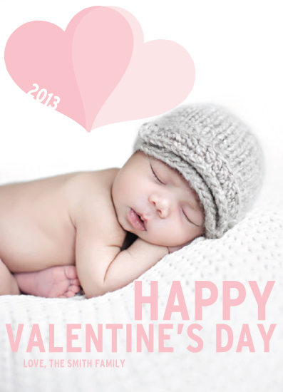 valentine's cards - Blushing Heart by Julie Lerice