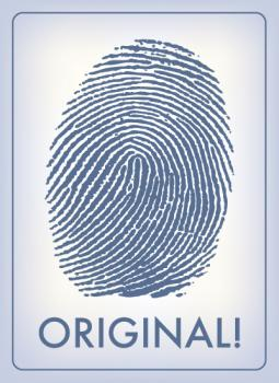 Fingerprint Art Prints
