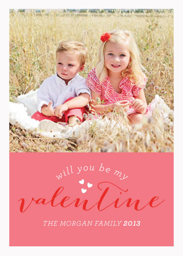 valentine's cards - will you be mine