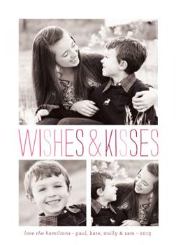 wishes & kisses