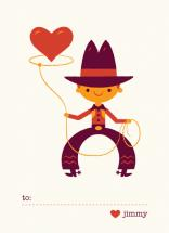 Be Mine Cowboy by Bob Daly