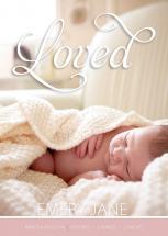 Loved Emery Jane by Larissa Degen