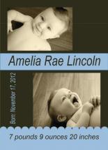Little Baby Blue by Anna Gatherum