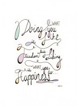 Happiness Art Prints