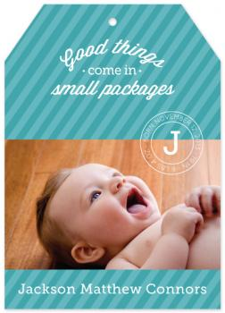 Good Things Birth Announcements