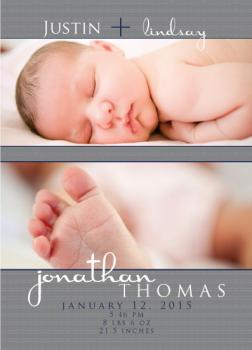 Equals Birth Announcements