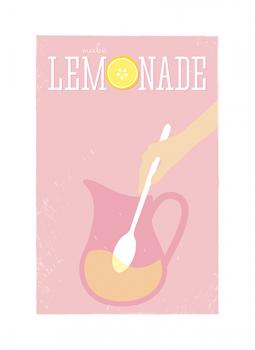 Make Lemonade Art Prints