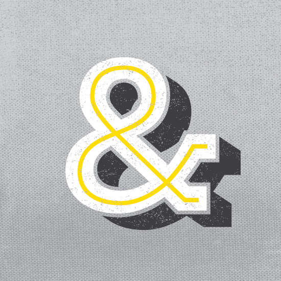 art prints - Ampersand by Paper Dahlia