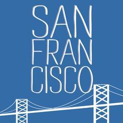 Bay Bridge: San Fransisco Art Prints