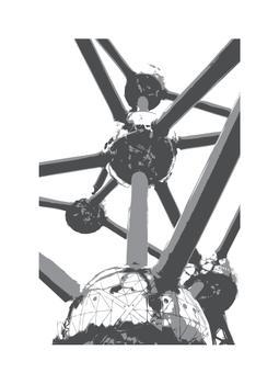 Atomium Art Prints