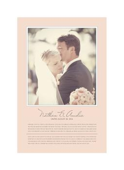 Our Marriage Vows Art Prints