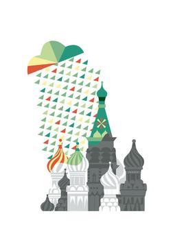 Russia's Lesser Known Color Revolution Art Prints