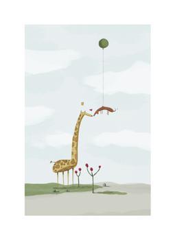 Love Conquers Tall Art Prints