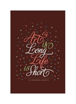 Do Something Creative Art Prints