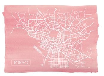 Tokyo Story Art Prints