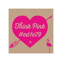 Think Pink Art Prints