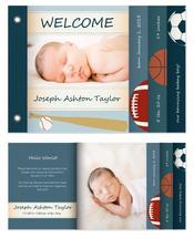 bouncing baby boy birth... by Nef Designs