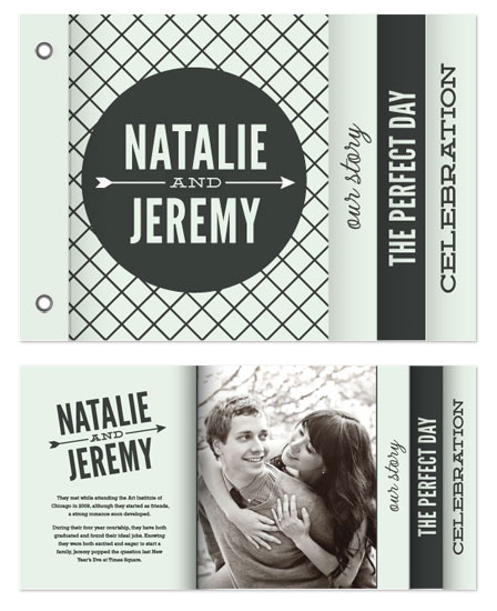 minibook cards - Arrowed In by Jessie Steury