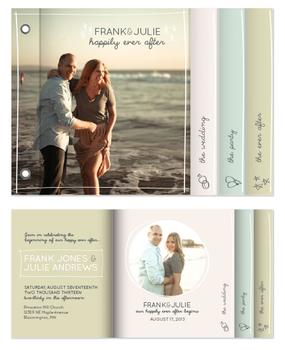 Happily Ever After Minibook Cards