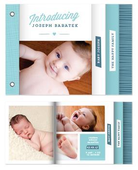 Fabric of Life Minibook Cards