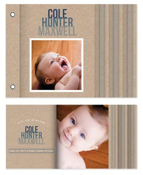 Tagged With Love Minibook Cards