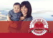 Love Warranty Mom by Marnie Bello
