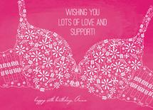 Wishing Love and Suppor... by tracey atkinson