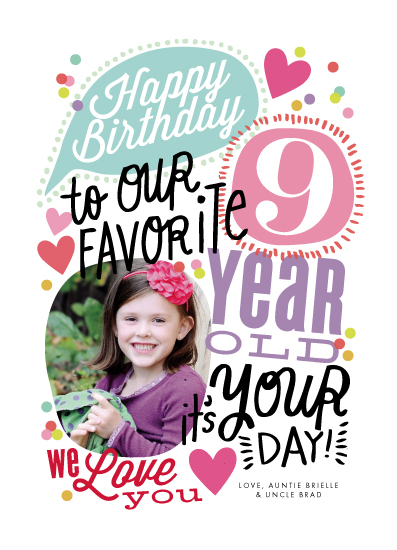 greeting card - Celebrate Our Favorite by Alethea and Ruth