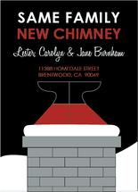 New Chimney by Hillegien