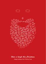 Ho Ho Laugh by Mark Wilson