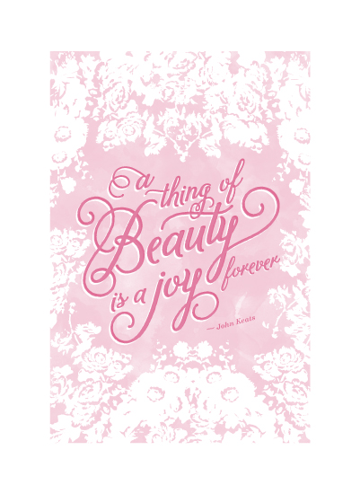 art prints - A Thing of Beauty by Sparkmymind Designs