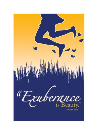 art prints - Blake Exuberance by TeeEm