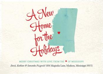 Heartland State Non-Photo Holiday Cards
