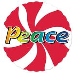 peace peppermint by Inez D - Atelier
