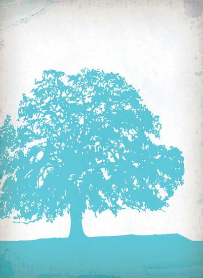 art prints - Bold Tree by Ankita Kejariwal