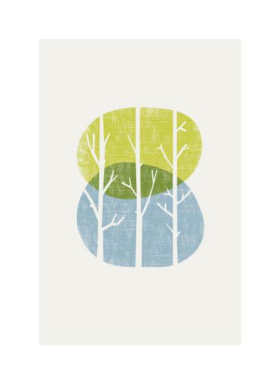 art prints - Nature Balance by iamtanya