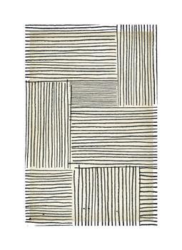 Sketch Lines Art Prints