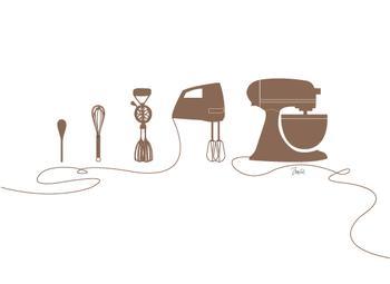 Evolution of a Mixer